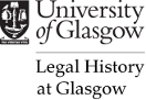 Legal History at Glasgow